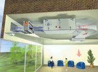 Система вентиляции офиса
