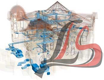 Третьей задачей проектирования системы вентиляции является проведение акустического...  Полученная в результате этих...